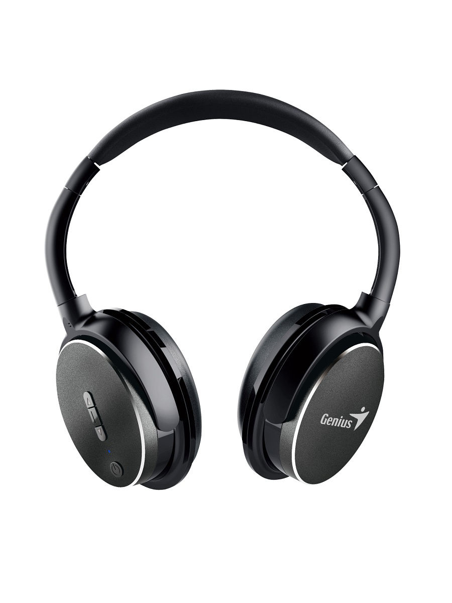 Фото - Наушники Genius HS-940BT Iron Gray клавиатура genius scorpion k6 black usb