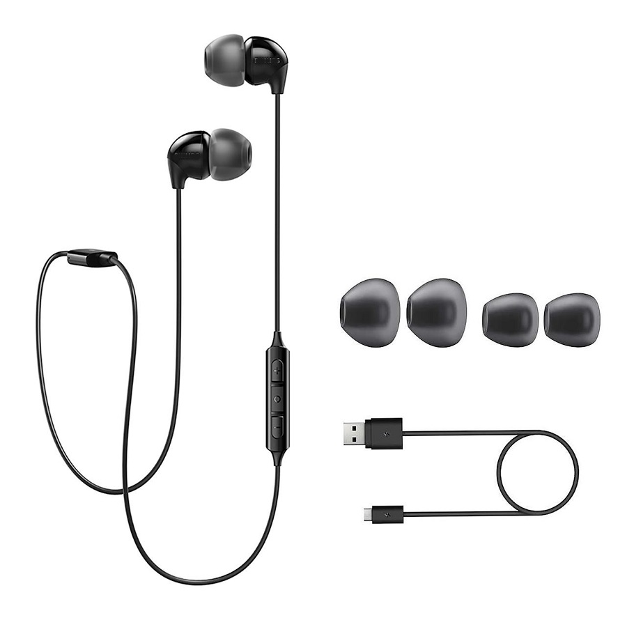 Фото - Наушники Philips SHB3595BK/10 Black наушники philips pro6305