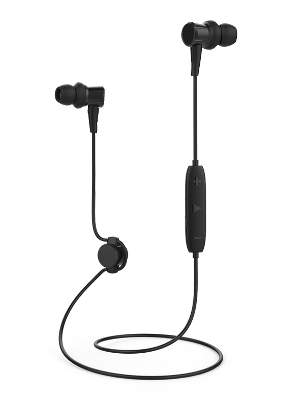 Наушники Devia Strom Series Bluetooth Black devia cookee bluetooth earphone black 25923