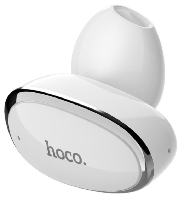 Фото - Bluetooth-гарнитура Hoco E46 Voice White bluetooth гарнитура intro hsw310