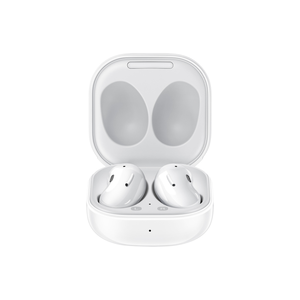 Фото - Наушники Samsung Galaxy Buds Live белый (SM-R180NZWASER) printio чехол для samsung galaxy note 2 motorcycles club