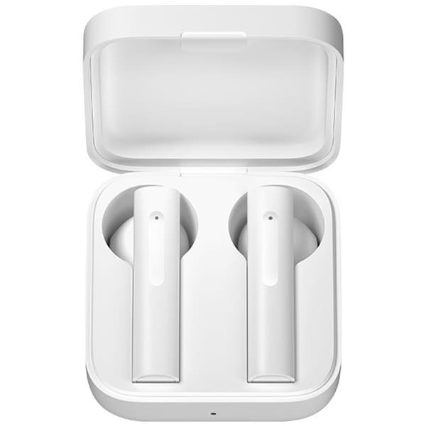 Фото - Наушники Xiaomi Mi True Wireless Earphones 2 Basic белый (BHR4089GL) наушники xiaomi mi in ear headphones basic black x14273