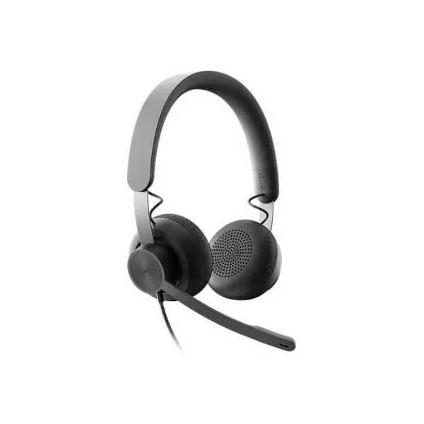 Наушники Logitech Zone Wired UC (981-000875) гарнитура logitech headset zone wired uc 981 000875 серые