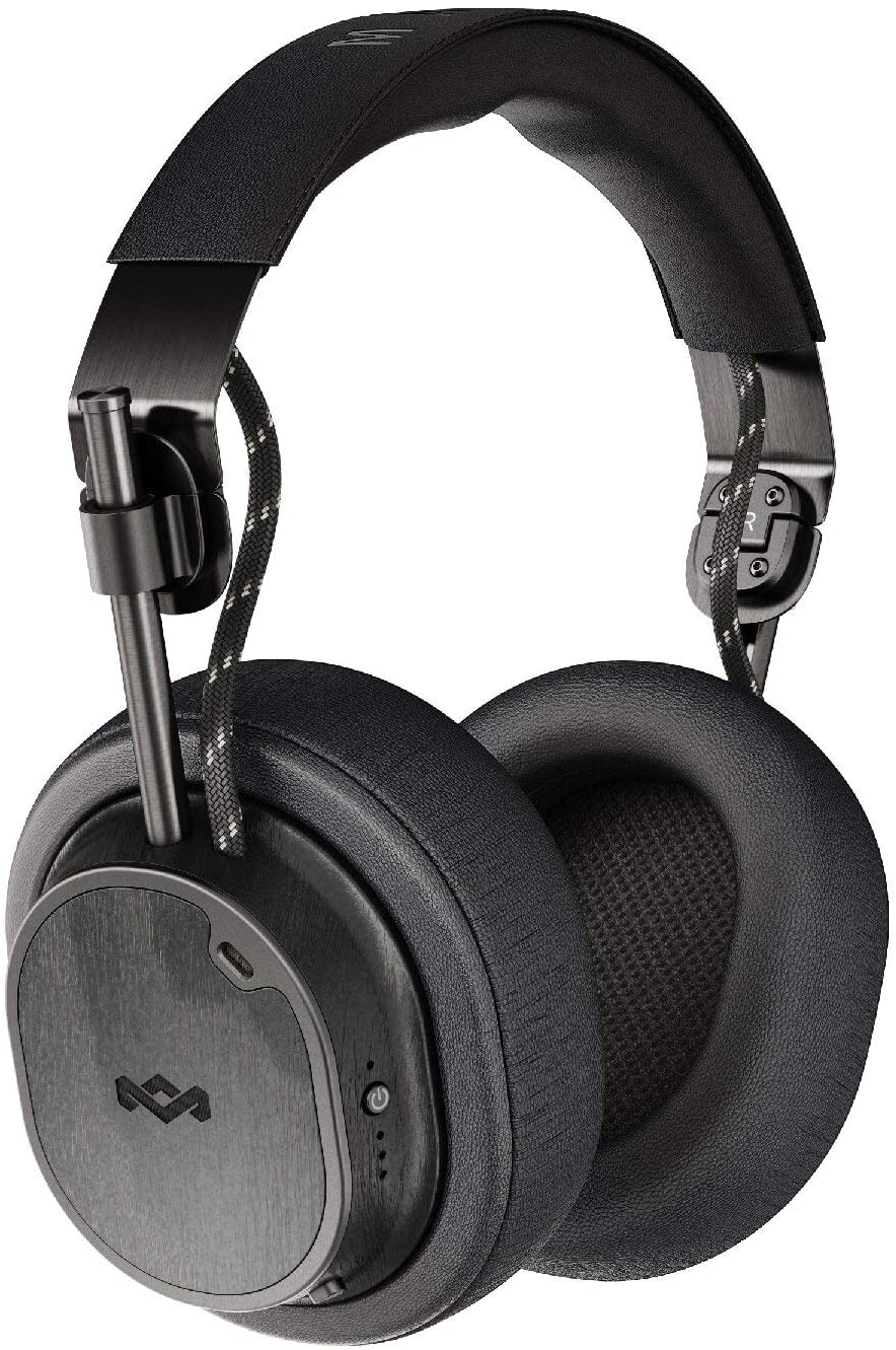 Наушники Marley Exodus ANC EM-DH021-BK наушники marley positive vibration xl em jh141 bl denim