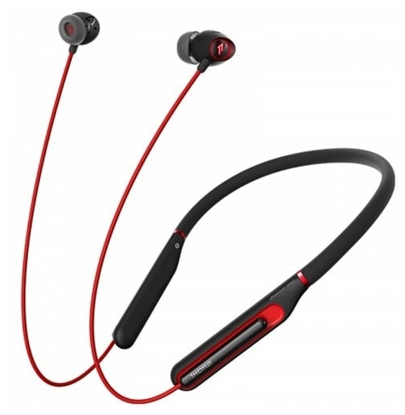 Фото - Наушники 1MORE Spearhead VR BT In-Ear E1020BT Black наушники xiaomi mi in ear headphones basic black x14273