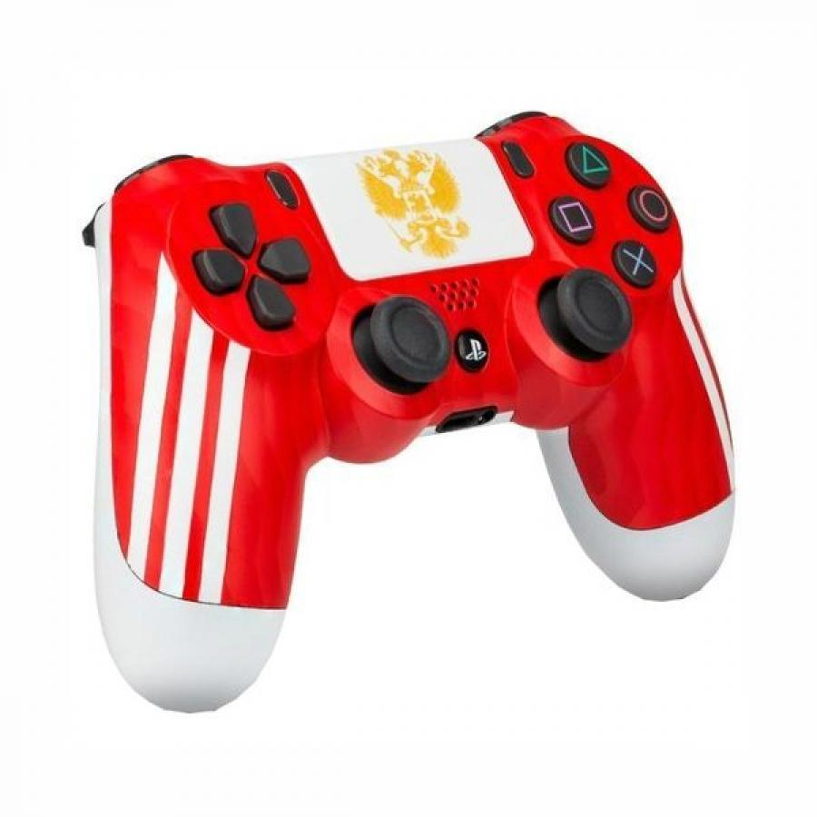 Геймпад беспроводной Sony DualShock 4 National Team Russia (CUH-ZCT2E) цена 2017