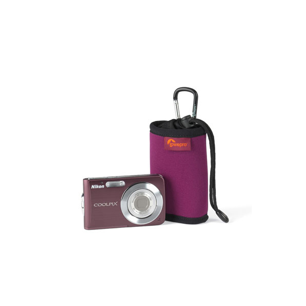 Фото - Чехол LowePro Hipshot 20 LP36002-0RU фиолетовый сумка lowepro photo sport shoulder 18l lp36573 0ru