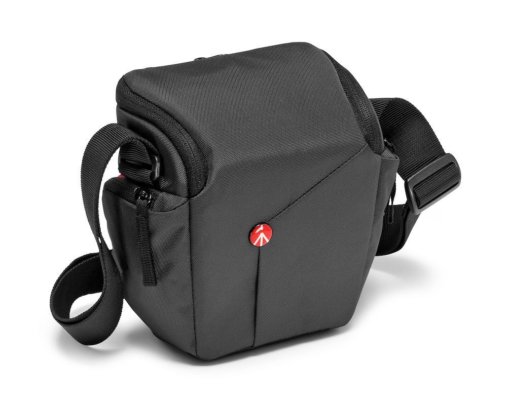 Фото - Сумка Manfrotto NX Holster CSC MB NX-H-IGY серый manfrotto professional 70 mb mp rl 70bb