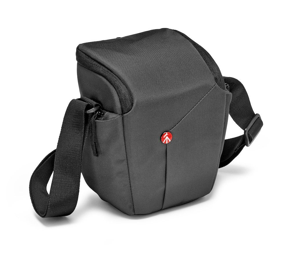 Фото - Сумка Manfrotto NX Holster DSLR MB NX-H-IIGY серый сумка manfrotto street csc mb ms p gr