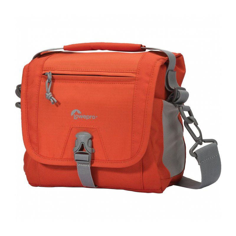 Фото - Сумка для фотоаппарата LowePro Nova Sport 7L AW оранж сумка lowepro photo sport shoulder 18l lp36573 0ru