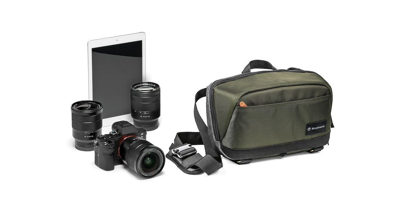 Фото - Сумка Manfrotto Street CSC Sling/Waistpack MB MS-S-GR сумка manfrotto street csc mb ms p gr