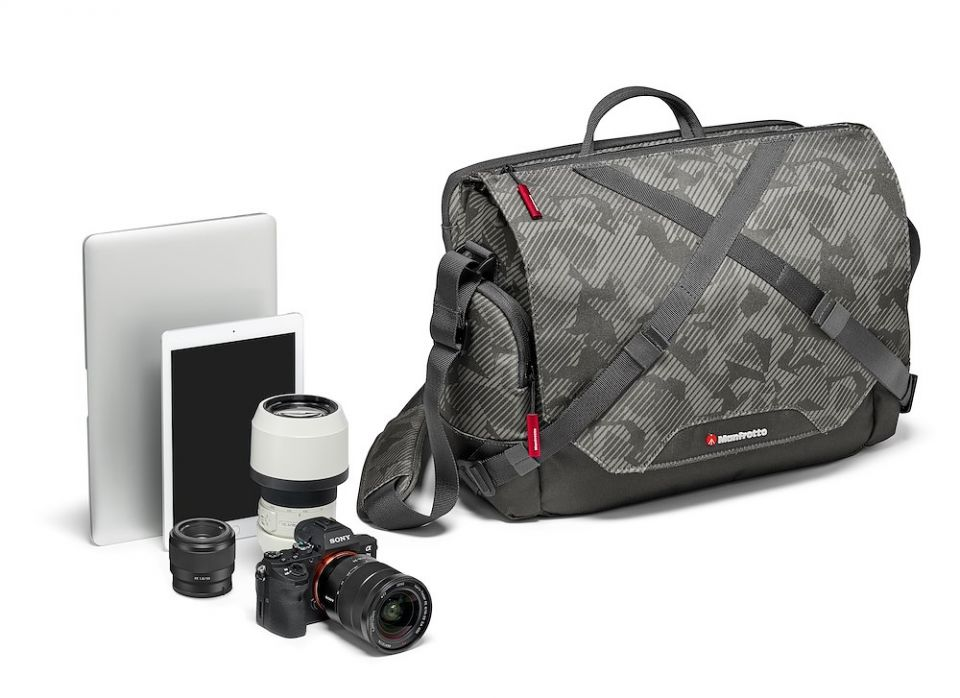 Фото - Сумка Manfrotto Noreg Messenger-30 MB OL-M-30 рюкзак manfrotto chicago mb ch bp 30 black