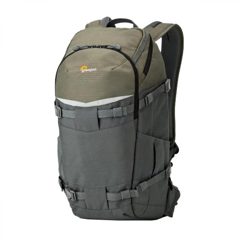 Фото - Рюкзак LowePro Flipside Trek BP 350 AW Grey-Dark Green рюкзак brauberg mainstream 1 grey blue 224445