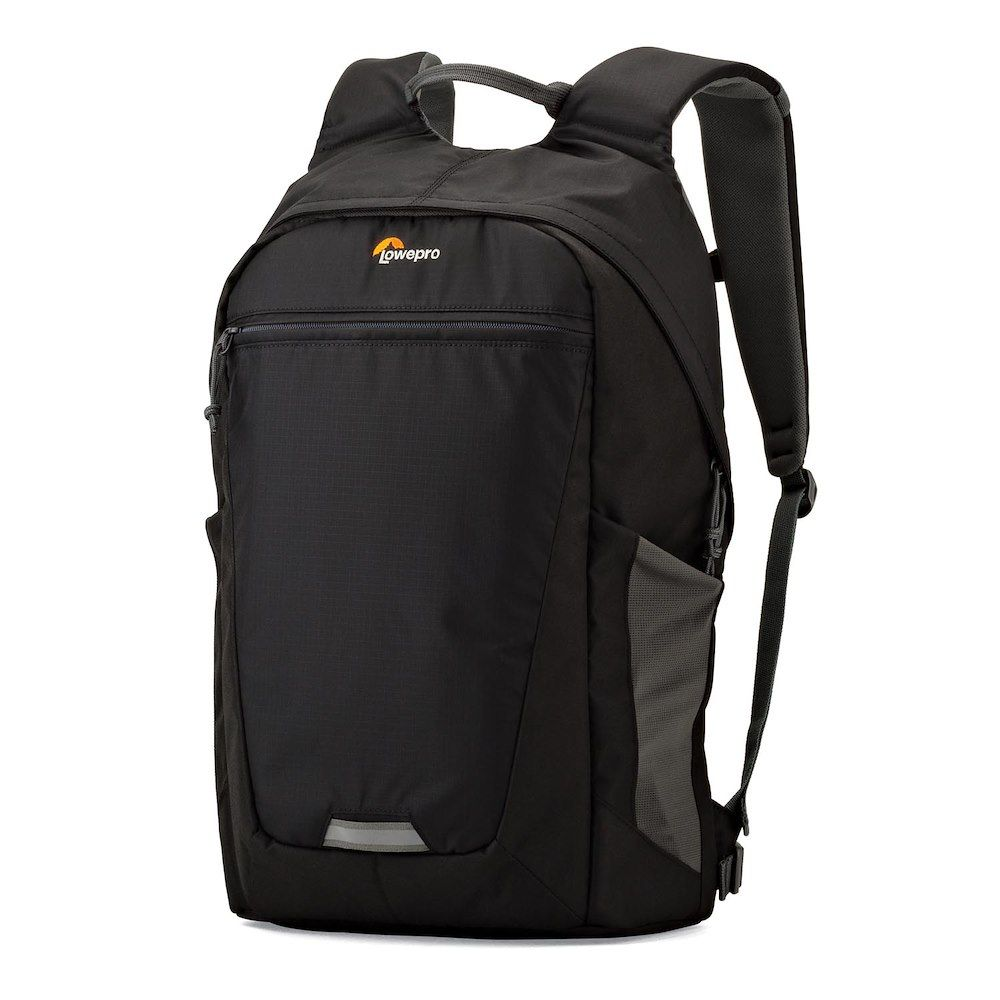 Фото - Рюкзак LowePro Photo Hatchback BP 250 AW II (черный/серый) lowepro photo traveler 150