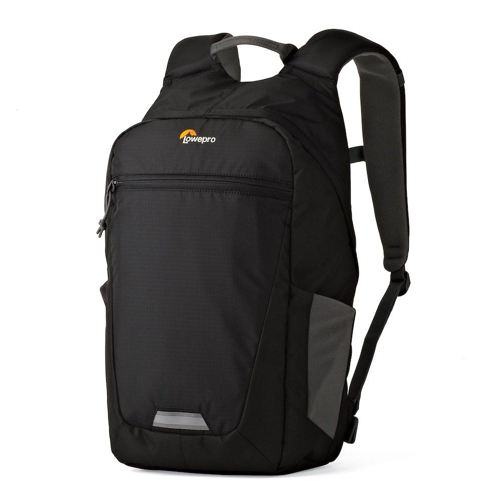 Фото - Рюкзак LowePro Photo Hatchback BP 150 AW II (черный/серый) lowepro photo traveler 150