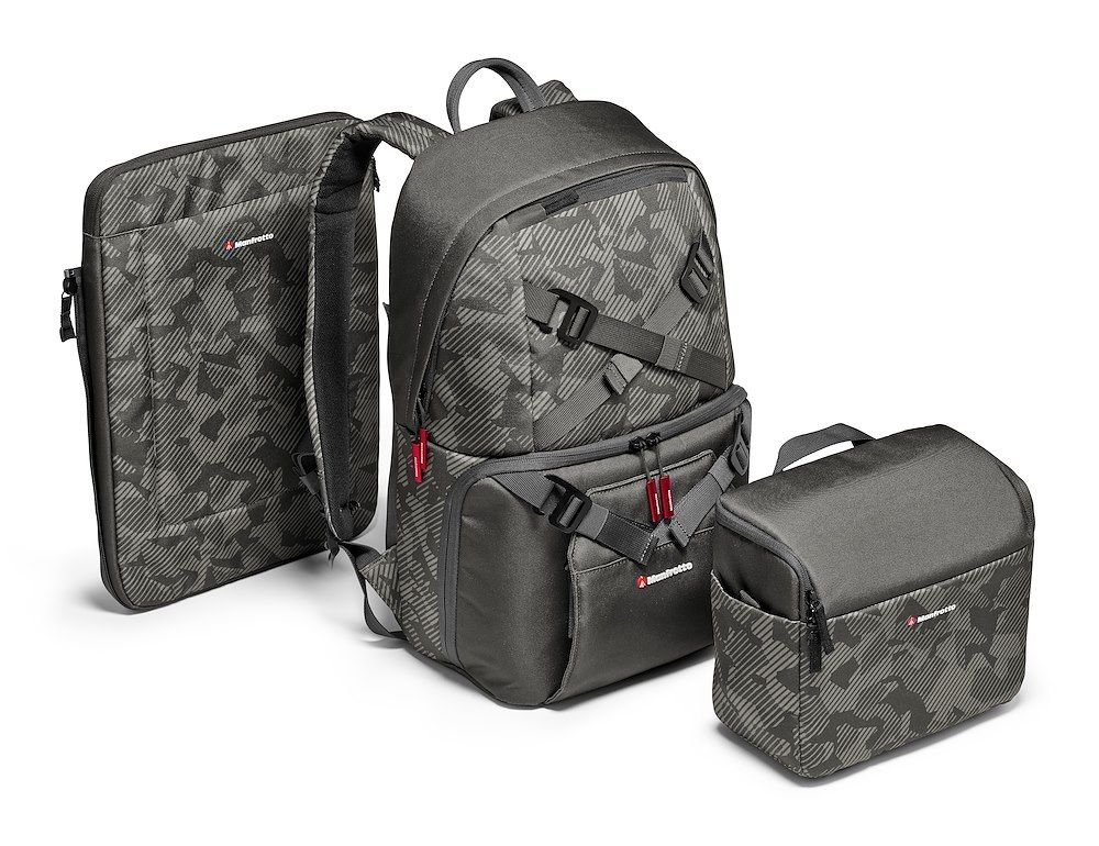 Фото - Рюкзак Manfrotto Noreg Backpack-30 MB OL-BP-30 tigernu t b3305 black рюкзак для ноутбука 14