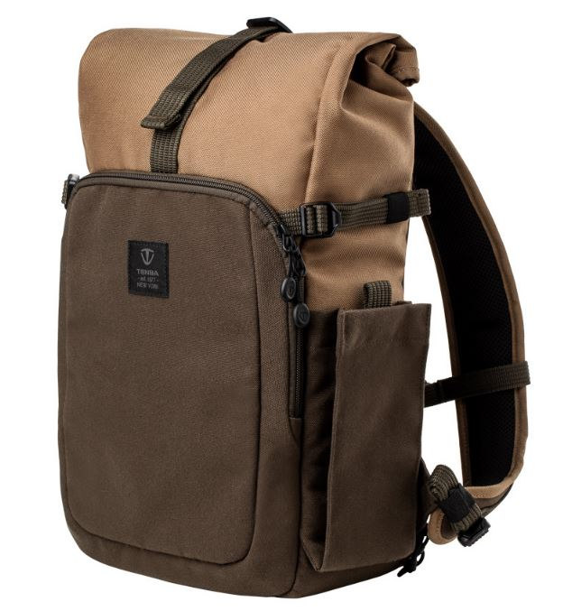 ФоторюкзакTenba Fulton Backpack 10 Tan/Olive