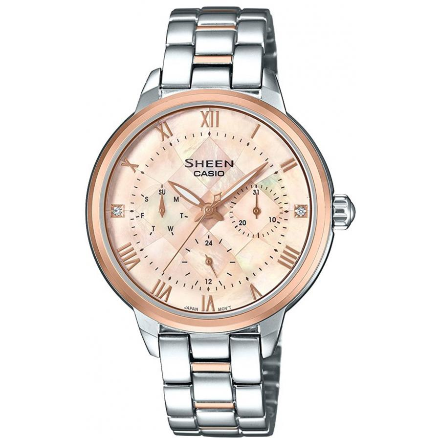 Наручные часы Casio Sheen SHE-3055SPG-4A casio she 3058spg 4a