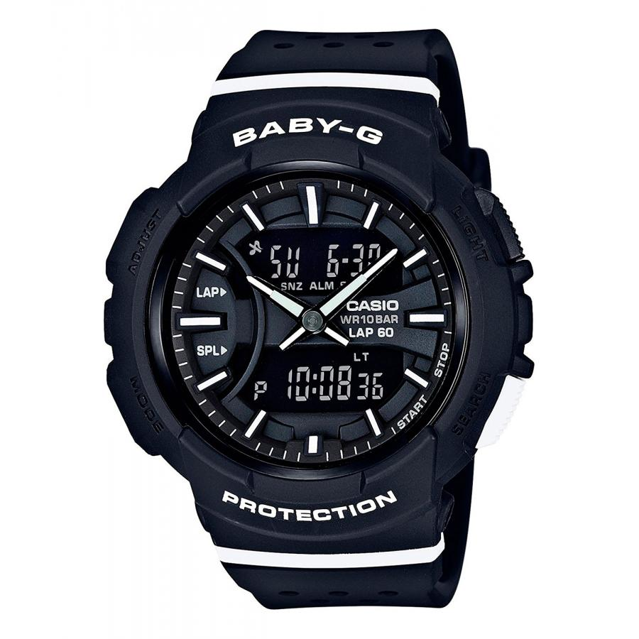 Наручные часы Casio Baby-G BGA-240-1A1 юбка love republic love republic lo022ewmxi43 page 3