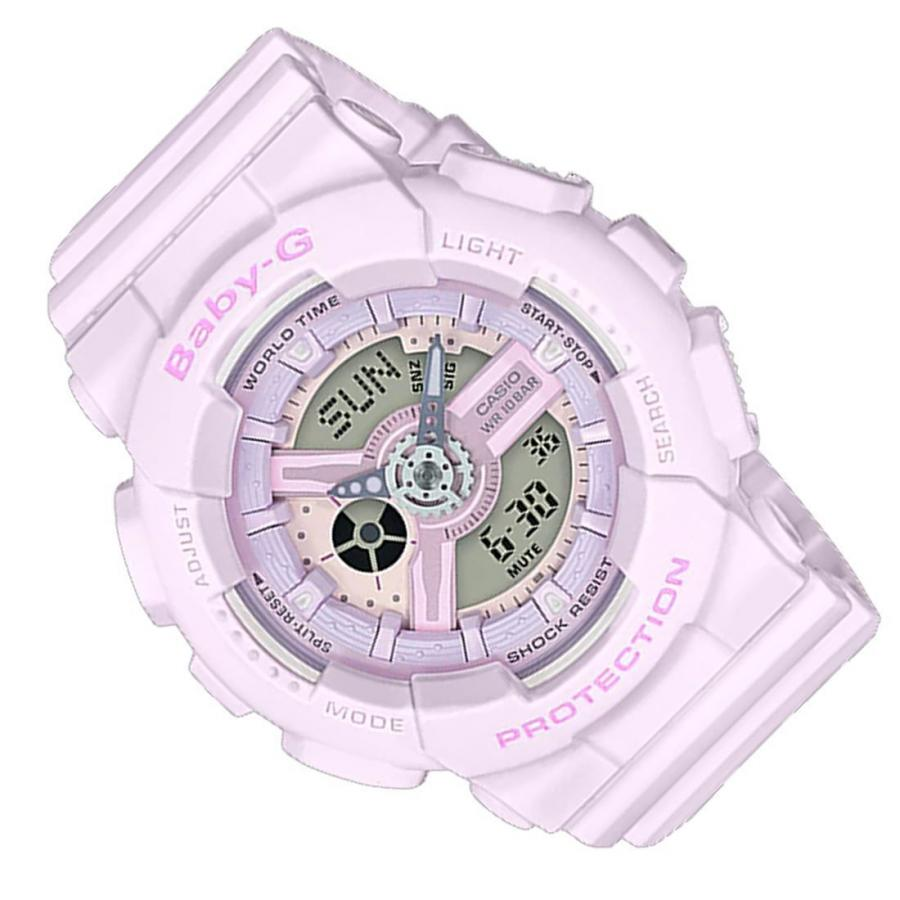 Наручные часы Casio Baby-G BA-110-4A2 go garden weekend 46 mobile 475 545 825