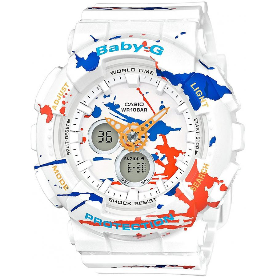Наручные часы Casio Baby-G BA-120SPL-7A casio ba 110be 7a