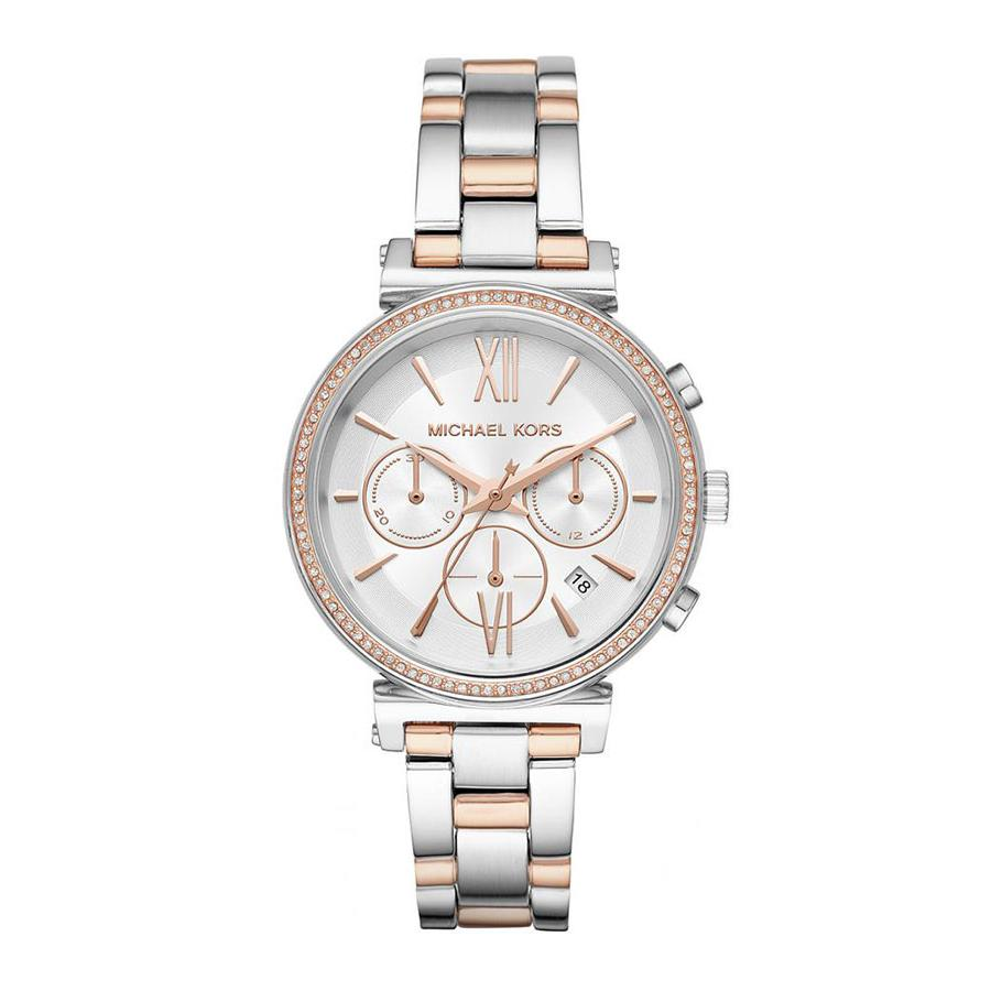 Наручные часы Michael Kors MK6558 nickel bay nick