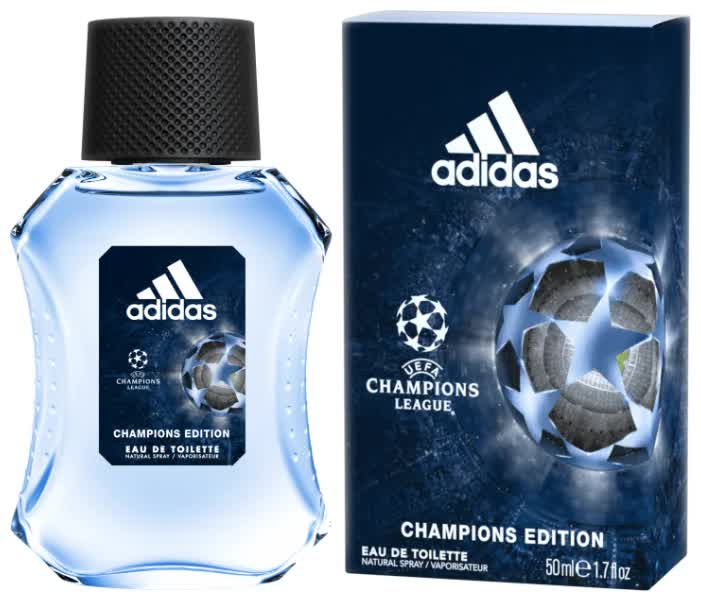 Туалетная вода Adidas UEFA 6 Champions League Dare Edition, 50 мл