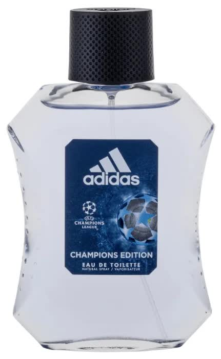 Туалетная вода Adidas UEFA 6 Champions League Dare Edition, 100 мл
