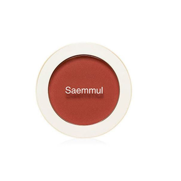 Румяна The Saem Saemmul Single Blusher OR03 Persimmon Juice 5гр persimmon page 6