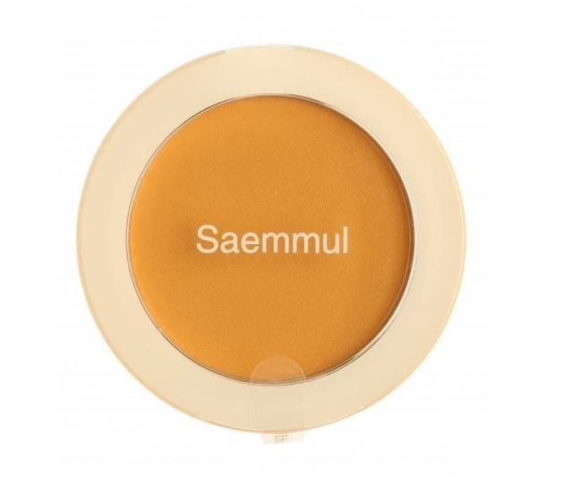 Румяна The Saem Saemmul Single Blusher YE01 Honey Yellow 5гр honey essential oil handmade soap yellow