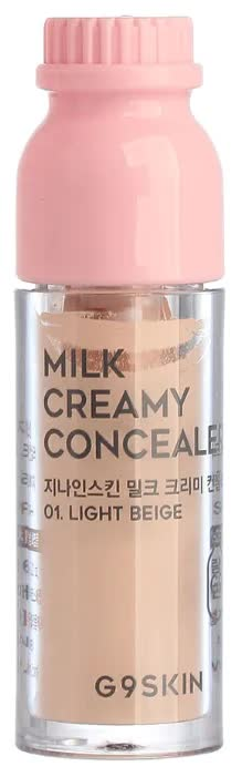 Консилер минеральный Fascy Milk Creamy Concealer 01. Light Beige 6,5гр цена