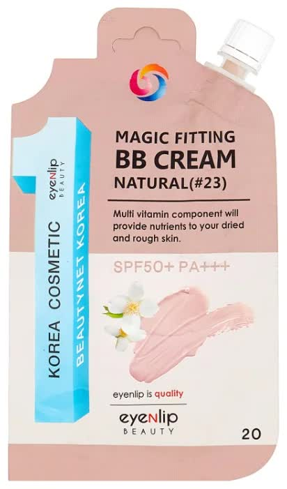 Крем ББ для лица Eyenlip Magic Fitting BB Cream Natural #23 20гр