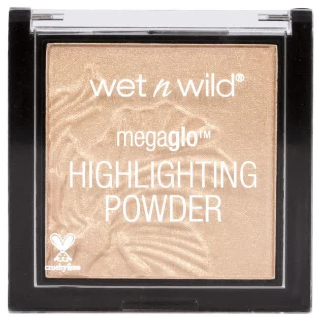 Пудра-хайлайтер Wet n Wild MegaGlo Highlighting Powder E321b precious petals