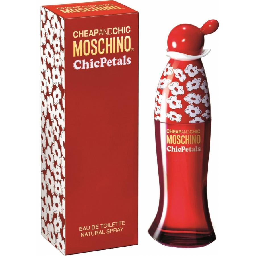 Туалетная вода Moschino Cheap&Chic Chic Petals, 30 мл, женская cheap & chic chic petals moschino cheap & chic chic petals