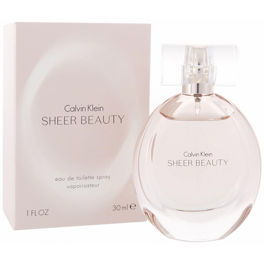 Туалетная вода Calvin Klein Sheer Beauty, 30 мл, женская calvin klein beauty sheer