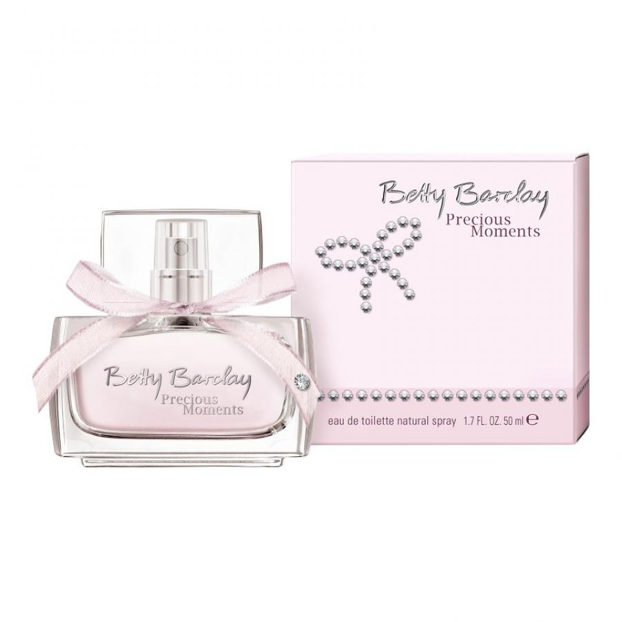 Туалетная вода Betty Barclay Precious Moments, 50 мл, женская betty barclay жакет betty barclay pe50691152 1895