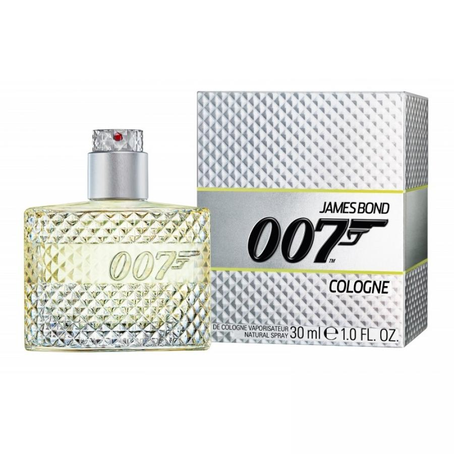 Одеколон James Bond Eau de Cologne, 30 мл, мужской