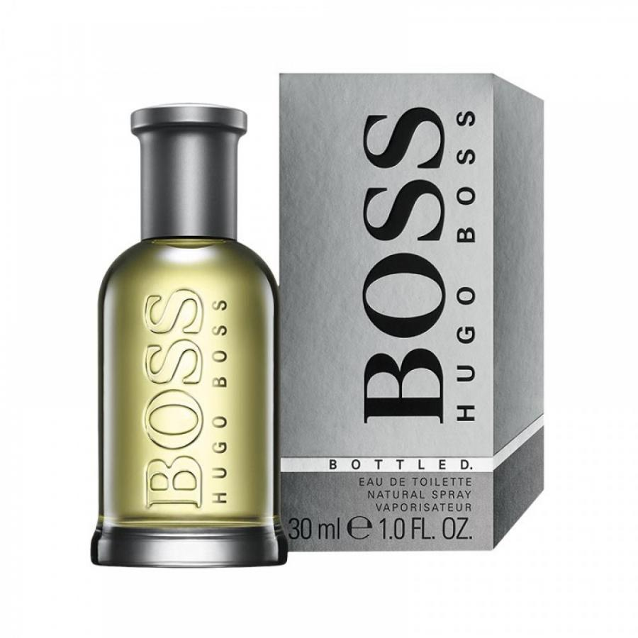 Туалетная вода Hugo Boss Bottled №6, 30 мл, мужская hugo boss boss bottled 6 collector s edition