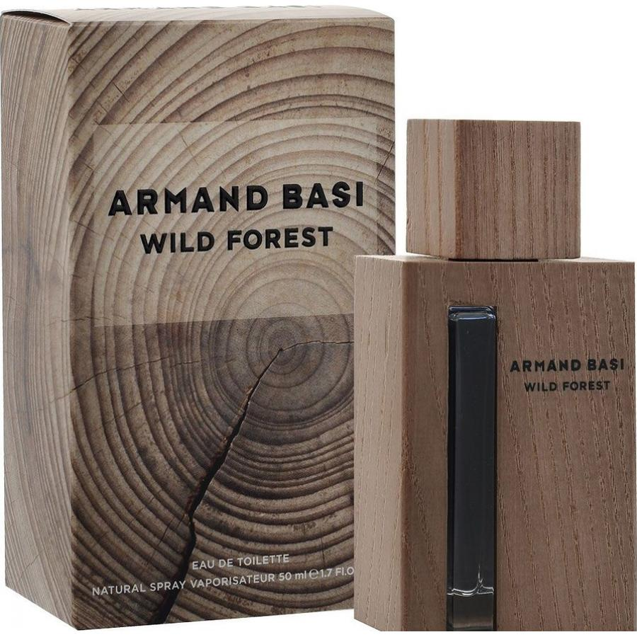 Туалетная вода Armand Basi Wild Forest for men edt, 50 мл, мужская wild edible mushroom in forest ecosystem
