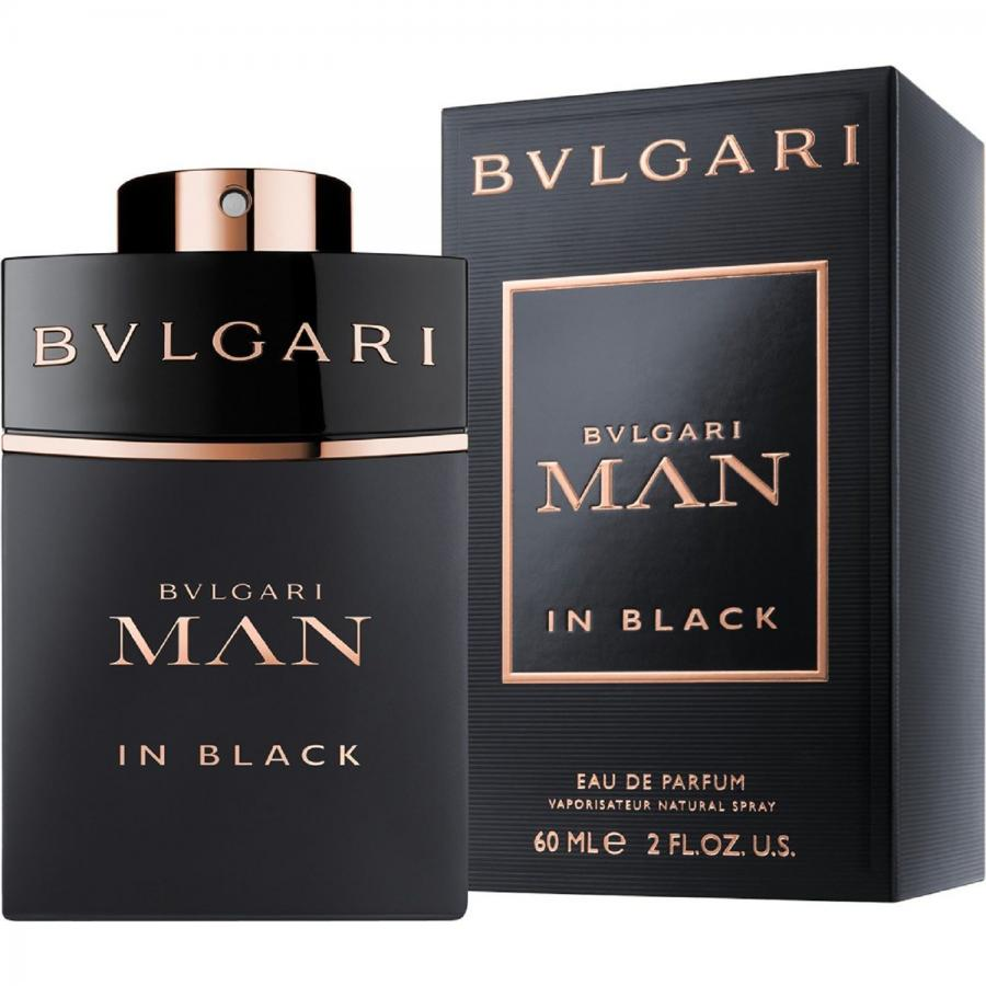 Парфюмерная вода Bvlgari Man In Black, 60 мл, мужская man in black edp 30 мл bvlgari man in black edp 30 мл