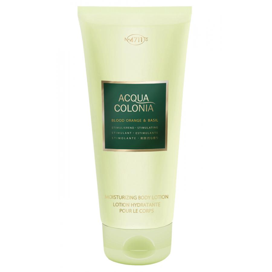 Лосьон для тела 4711 Acqua Colonia Stimulating Blood Orange&Basil, 200мл