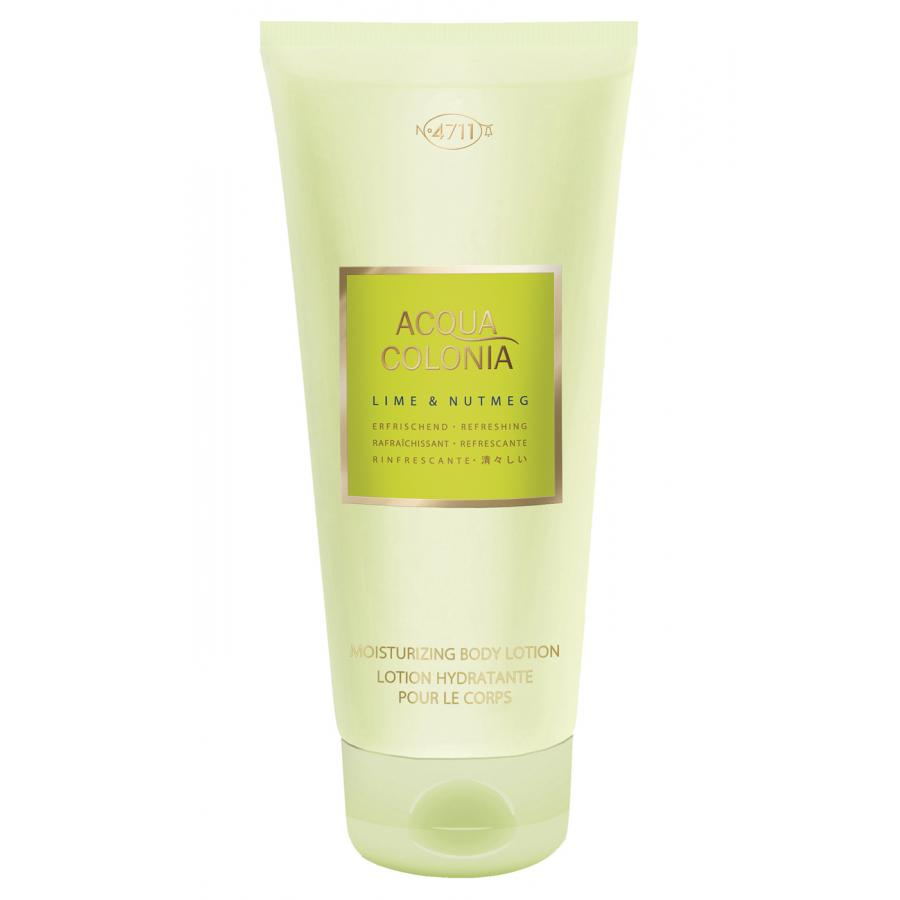 Лосьон для тела 4711 Acqua Colonia Refreshing Lime&Nutmeg, 200мл