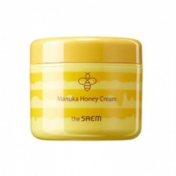Крем для тела с экстрактом меда Манука The Saem Care Plus Manuka Honey Cream 100мл