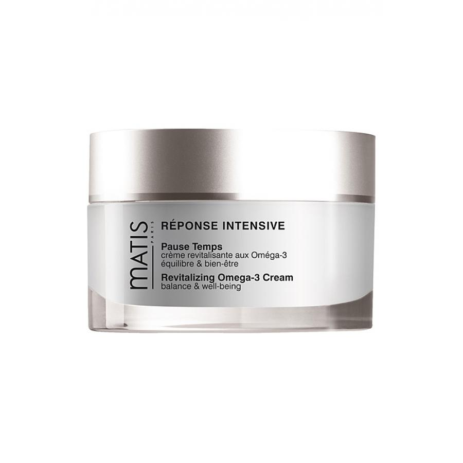 Крем для лица Matis Reponse Intensive Revitalizing Omega-3 Cream, 50 мл, омолаживающий