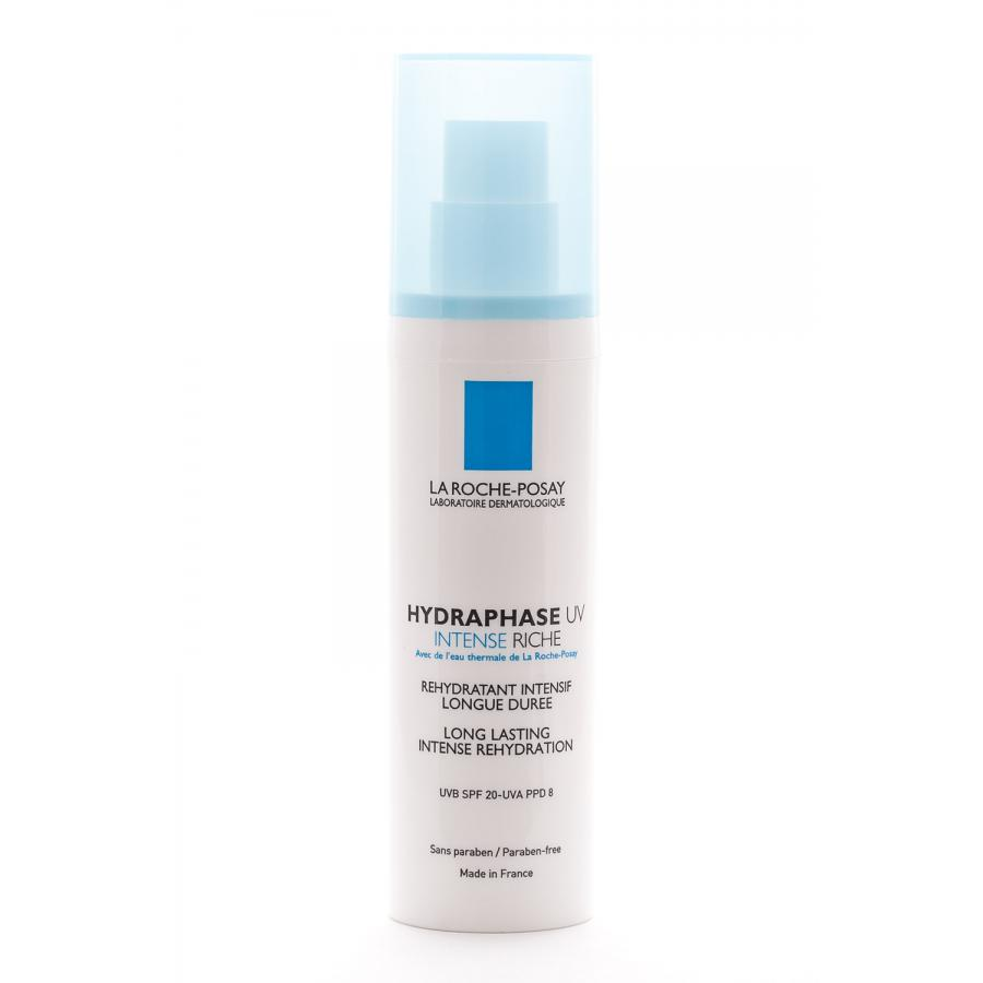 Крем для лица La Roche-Posay Hydraphase UV Intense Riche SPF20, 50 мл, интен.увлажнение hydraphase riche