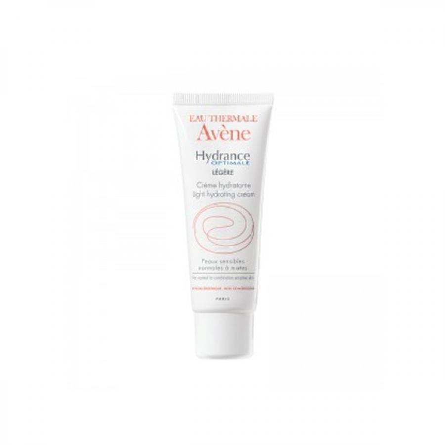 Крем для лица Avene Hydrance Optimale Legere, 40 мл, легкий увлажняющий avene avene hydrance optimale rich hydrating cream c20628 40