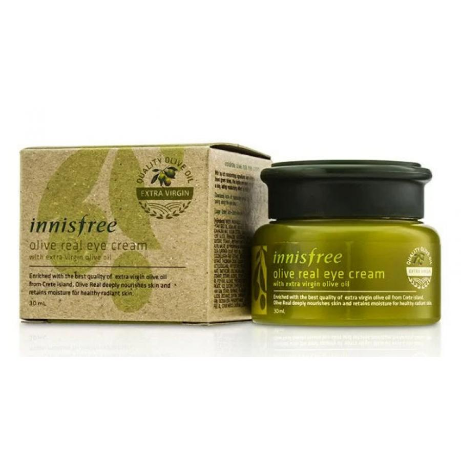 Крем для лица с экстрактом оливы Innisfree Olive Real Power Cream innisfree 160ml