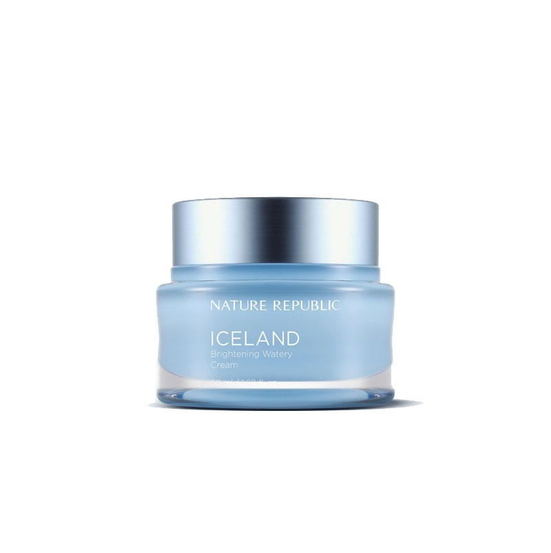 Крем для лица Nature Republic Iceland Radiance Watery Cream 50 мл