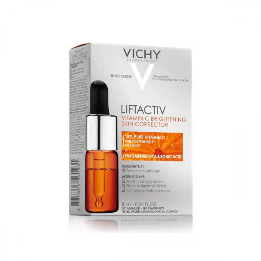 Концентрат антиоксидант для лица Vichy Liftactiv Supreme, 30 мл крем уход для лица vichy homme liftactiv soin actif anti rides 30 мл