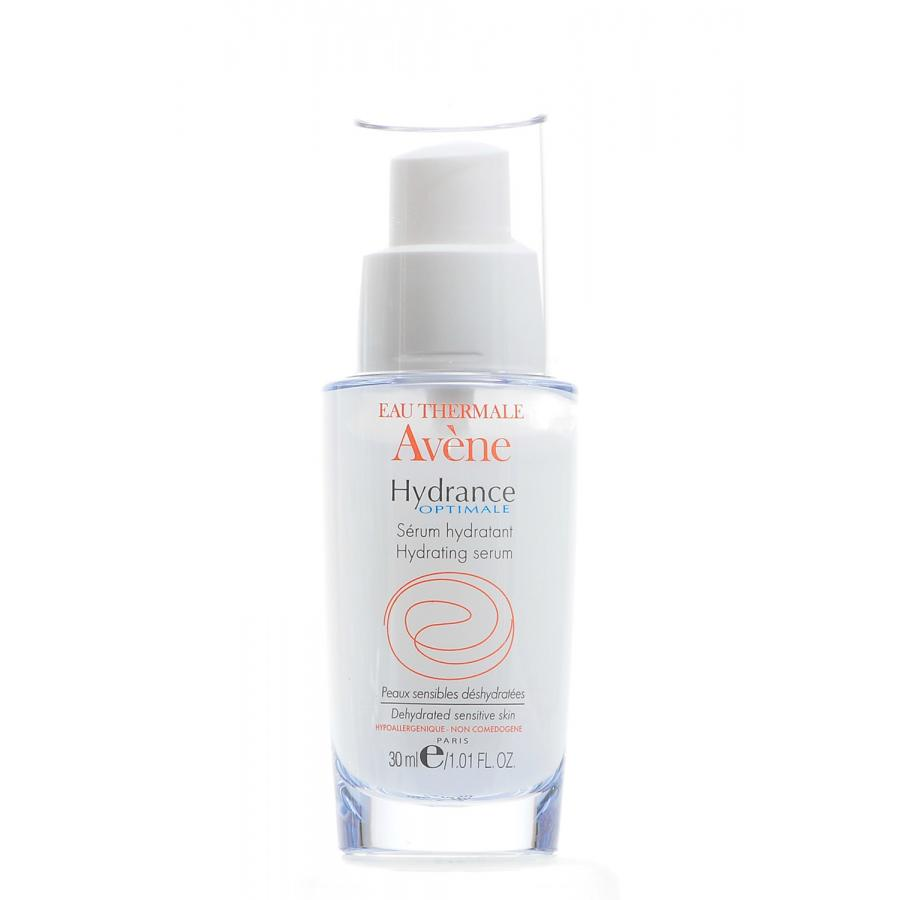 Сыворотка для лица Avene Hydrance Optimale, 30 мл, увлажняющая avene avene hydrance optimale rich hydrating cream c20628 40